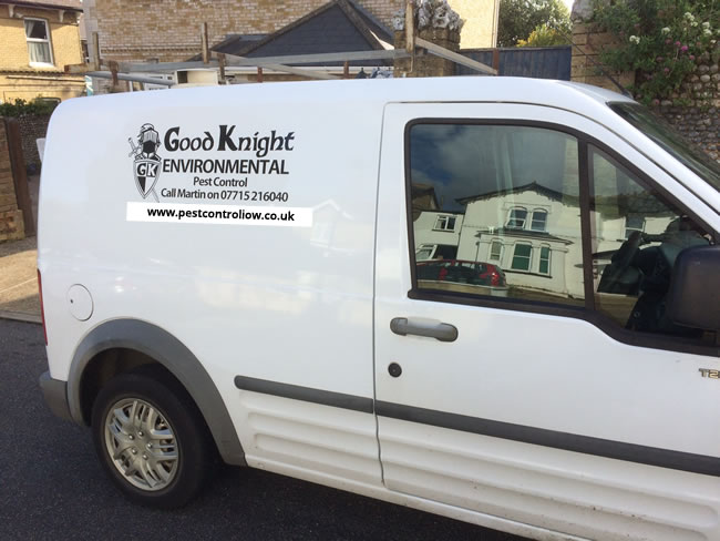 Pest Control Isle of Wight